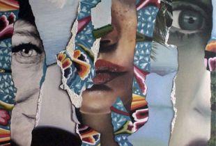 Bird Songs, 150 x 120 cm, 2012, Öl auf Leinwand