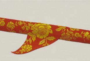 Gefährliche Schöne, Kim, Min Clara, 30 x 125 cm, 2011, Öl auf Leinwand