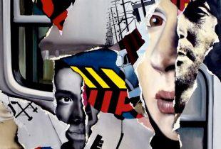 Hazai Pálya, , 120 x 120 cm, 2009, Öl auf Leinwand