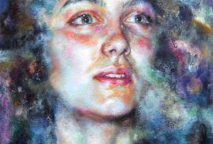 Katarina Niklas, 110 x 90 cm, 2013, Öl auf Leinwand