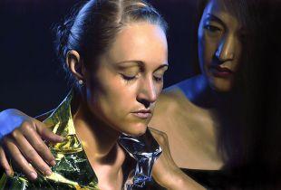 Stay, 100 x 160 cm, 2015, Öl auf Leinwand