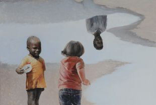 Wiederkehr, , 150 x 130 cm, 2012, Öl auf Leinwand
